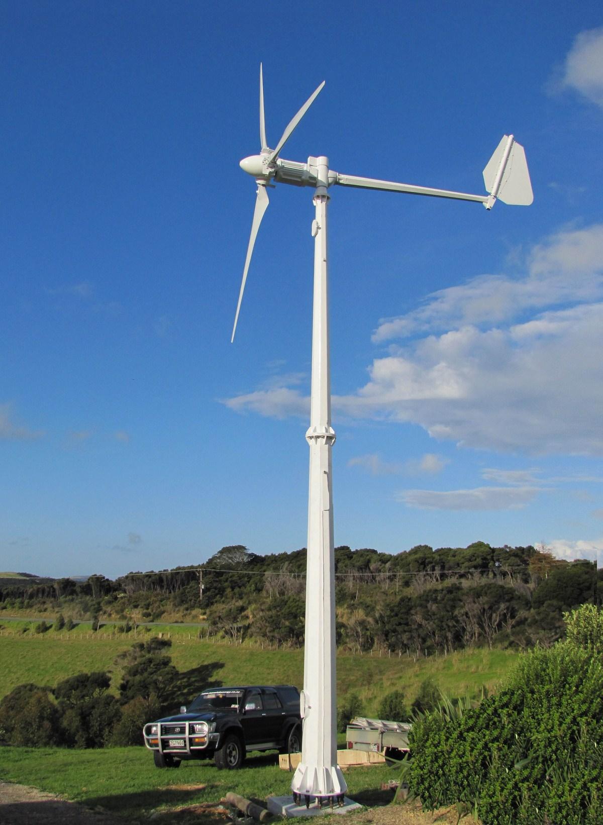 Ветрогенератор 30 квт своими руками фото 56