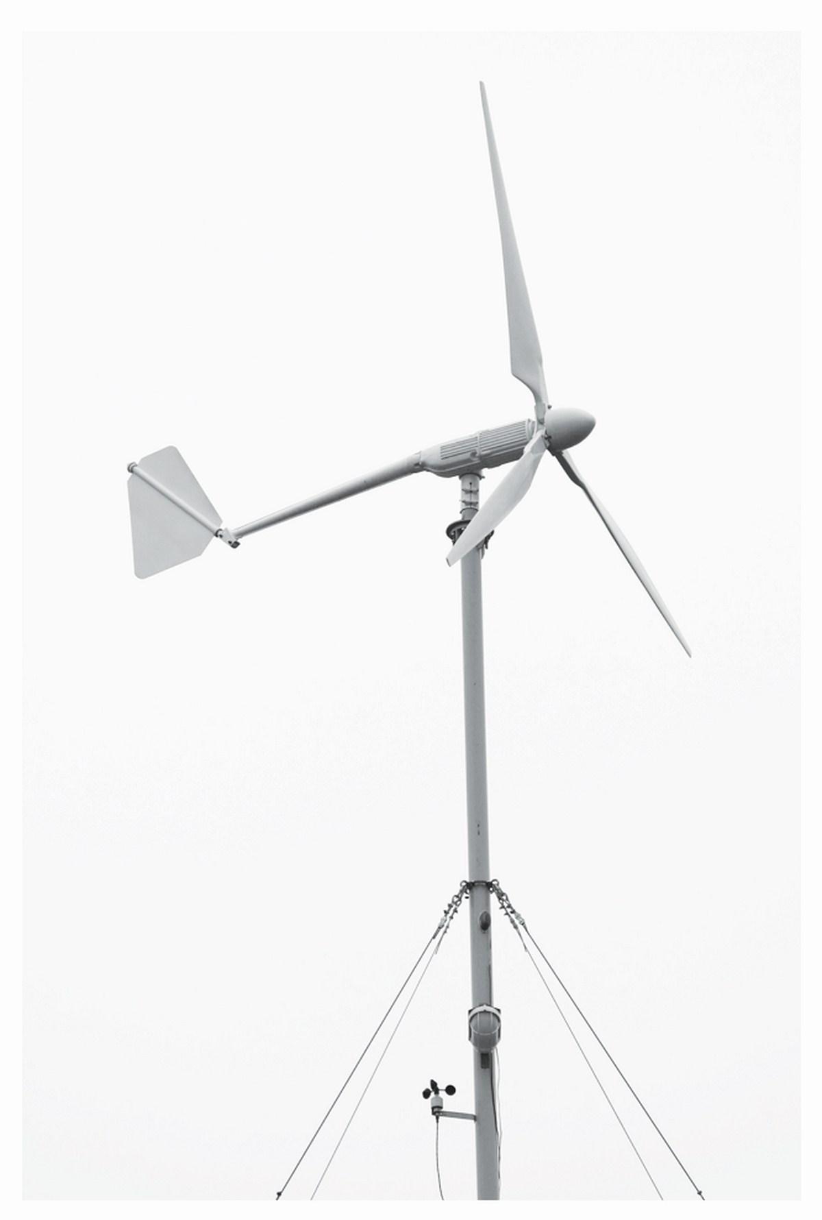 Ветрогенераторы с фиксированными лопастями